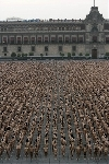 Spencer tunick mexico 2007