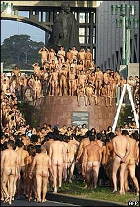 spencer_tunick_2006_caracas_venezuela