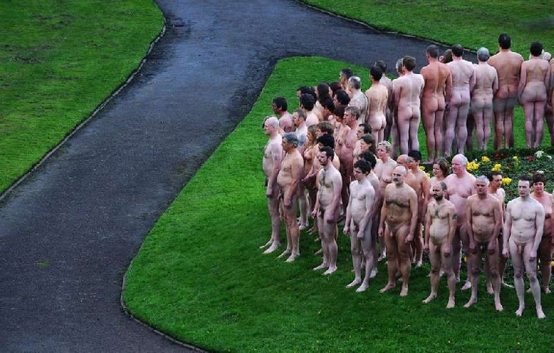 spencer tunick 2010 Manchester