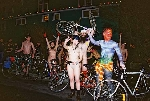 World Naked Bike Ride WNBR Cyclonue ciclonudista Vancouver Canada 2007